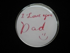"MAGNET fantaisie ""I love you Dad"""
