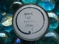 """Zen Attitude """"Peace is every step"""" resin MAGNET"""