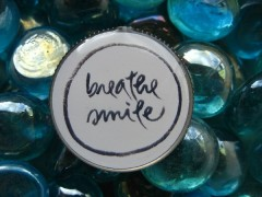 "MAGNET Zen Attitude ""Breathe Smile"""