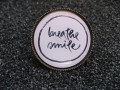 "BAGUE Zen Attitude ""Breathe Smile"""